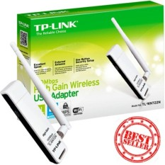Tp Link Tl Wn722N 150Mbps Tplink Wireless Usb Wifi Adapter With Antena Scriptls Diskon 40