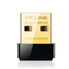 Jual Tp Link Tl Wn725N Wireless N Nano Usb Adapter Putih Tp Link