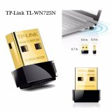 Harga Tp Link Tl Wn725N Wireless Nano Usb Wifi Adapter Up To 150Mbps Gold Merk Tp Link