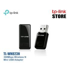 Tp Link Tl Wn823N 300Mbps Mini Wireless N Usb Adapter Tp Linkstore Tplinkstore Diskon Akhir Tahun