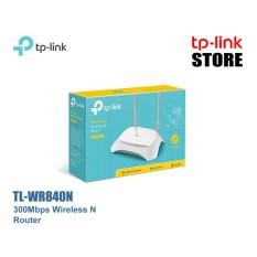 Tp Link Tl Wr840N V2 300Mbps Wireless N Router Putih Tp Linkstore Tplinkstore Dki Jakarta Diskon