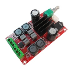 Beli Tpa3116D2 2 50 W 12 24 V Digital Amplifier Board Kelas D Dual Channel Stereo Intl Online