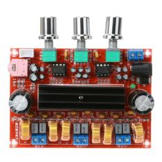 Tpa3116 D2 50 Wx2 100 W 2,1 Saluran Digital Subwoofer Power Amplifier Board By Crystalawaking.
