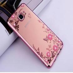 TPU FLOWER Samsung Galaxy A9 - C9 Pro Case Casing Hp Cover Ultra Thin