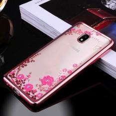 Review Tpu Flower Samsung J5 J7 Pro 2017 J530 J730 Soft Case Casing Cover Hp Terbaru