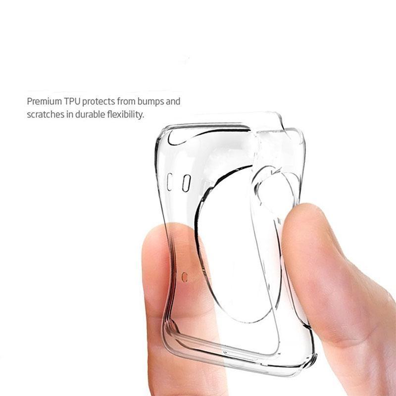 Pelindung Layar TPU Lembut Case Cangkang Bingkai untuk Generasi Pertama Apple Jam Tangan-Internasional