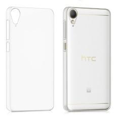 TPU Soft Case Crystal Clear Kulit Transparan Kembali Cover untuk HTC Desire 10 Gaya Hidup-Intl