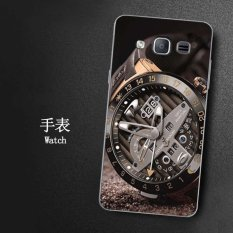 TPU Soft Phone Case untuk Samsung Galaxy On5/G5500 (Multicolor)