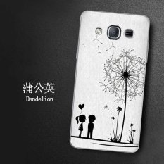 TPU Soft Phone Case untuk Samsung Galaxy On5/G5500 (Multicolor)-Intl