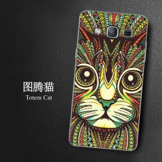 TPU Soft Phone Case for Samsung Galaxy On5/G5500 (Multicolor) - intl