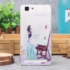 TPU Soft Phone Case for VIVO X5max (Multicolor)