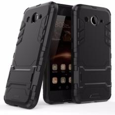 TPU + PC Neo Hibrida Ponsel Menutupi Belakang Case untuk Huawei Y3 (2017)-Intl