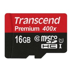 Toko Transcend Micro Sdhc 16Gb Class10 Card Uhs 1 400X Up To 60Mb S Non Adapter Hitam Transcend Online