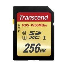 Perbandingan Harga Transcend Sdxc Ultimate C10 Uhs I U3 Read 95Mb S Write 60Mb S 256Gb Hitam Di Jawa Barat