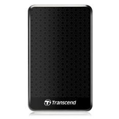 Spesifikasi Transcend Storejet 1 Tb Hitam Bagus