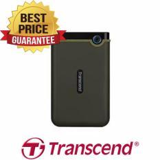 Transcend Storejet 25M3 1Tb Portable Usb 3 External Hdd Green 25M3 Indonesia Diskon 50