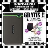Toko Transcend Storejet 25M3 1Tb Usb3 Antishock Harddisk External Portable 2 5 Gratis Popsocket Anti Drop Phone Grip Pouch Hdd Usb Otg Reader Mini Android Transcend Dki Jakarta