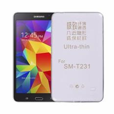 Harga Transparan Soft Jelly Case Samsung Galaxy Tab 4 7 T230 T231 Baru Murah