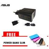 Beli Travel Charger Asus Nonpack Fast Charging Hitam Gratis Powerbank Asus Slim 5800Mah Pake Kartu Kredit