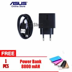 Beli Travel Charger Asus Original 100 5V 2A Fast Charging Free Power Bank 8800 Mah Nyicil