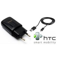 Travel Charger HTC 1,5A P900-EU Original -Hitam