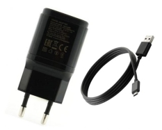 Travel Charger LG MicroUSB 1.8A Type MCS 04 LG G2 Original-Hitam