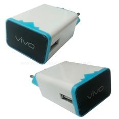 Travel Charger Logo LED for Vivo 2 USB 2.1 A