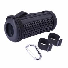 Travel Hollowed Mesh EVA Case Penyimpanan Casing untuk JBL Flip4 Bluetooth Speaker-Intl
