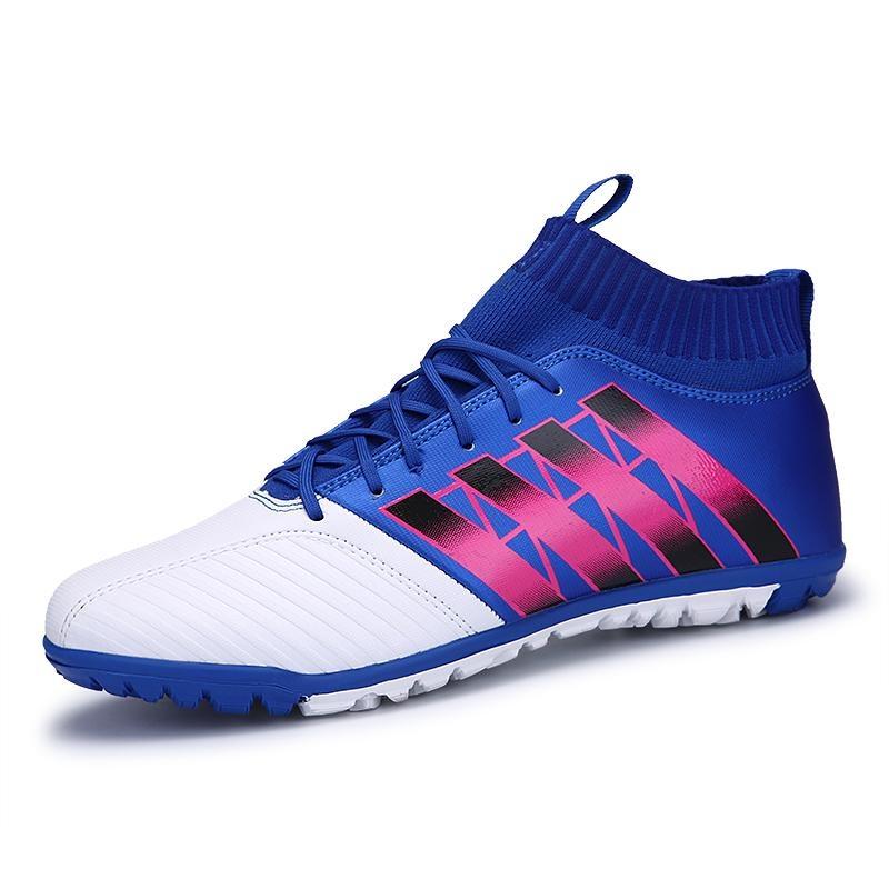 Toko Tren Baru Non Slip Tinggi Untuk Membantu Sepatu Sepak Bola Pria Fashion Anak S Sports Training Sepatu Olahraga Sepatu Ukuran 33 44 Intl Terdekat