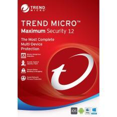 Toko Trend Micro Titanium Keamanan Maksimal 12 2018 Multi Language 3 Tahun 3 Perangkat Trend Micro Tiongkok
