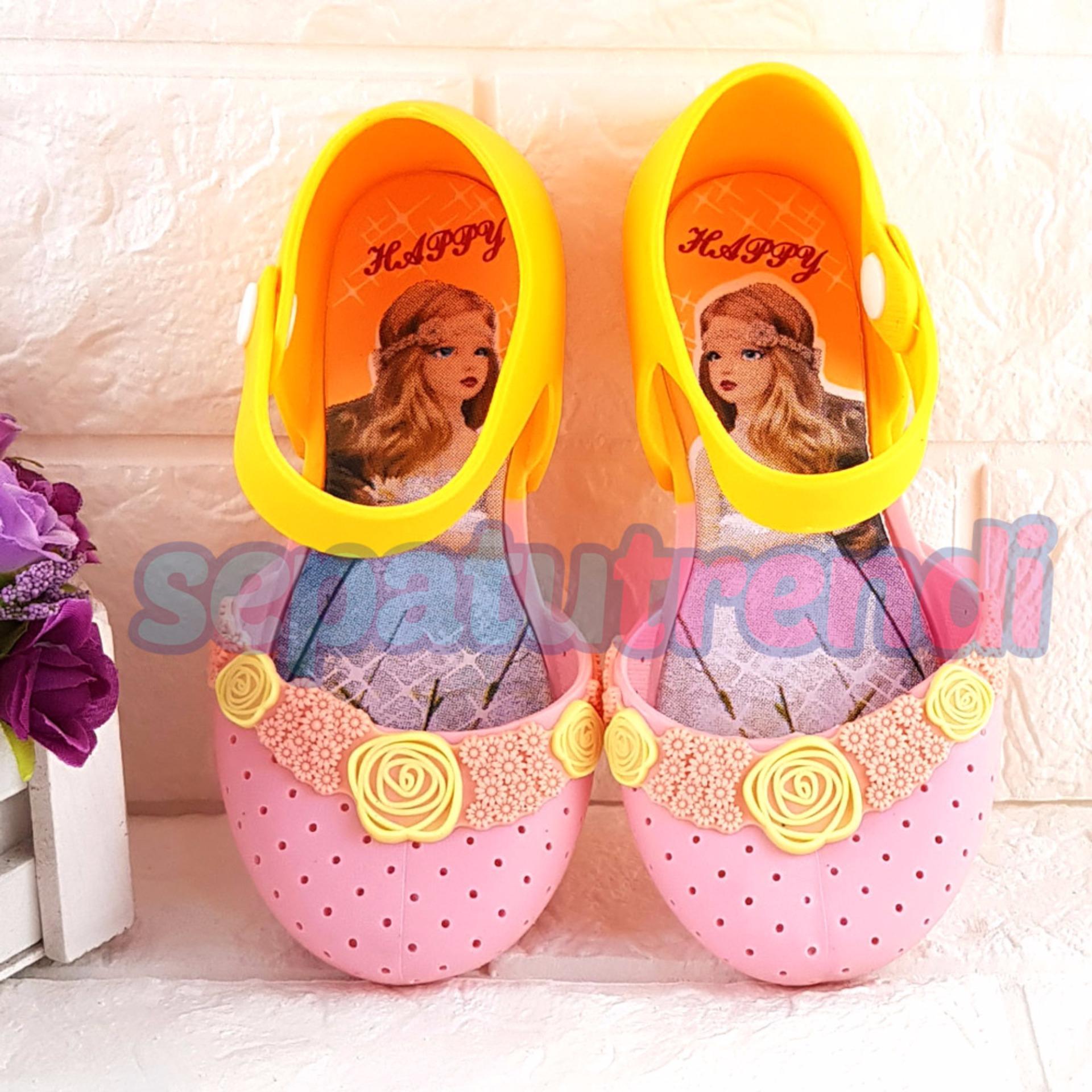 Trendi Sepatu Anak Perempuan Lucu Jelly Maryjane JLMJBGA   Sepatu Jelly  Anak   Sepatu Jelly Shoes ad6e392199
