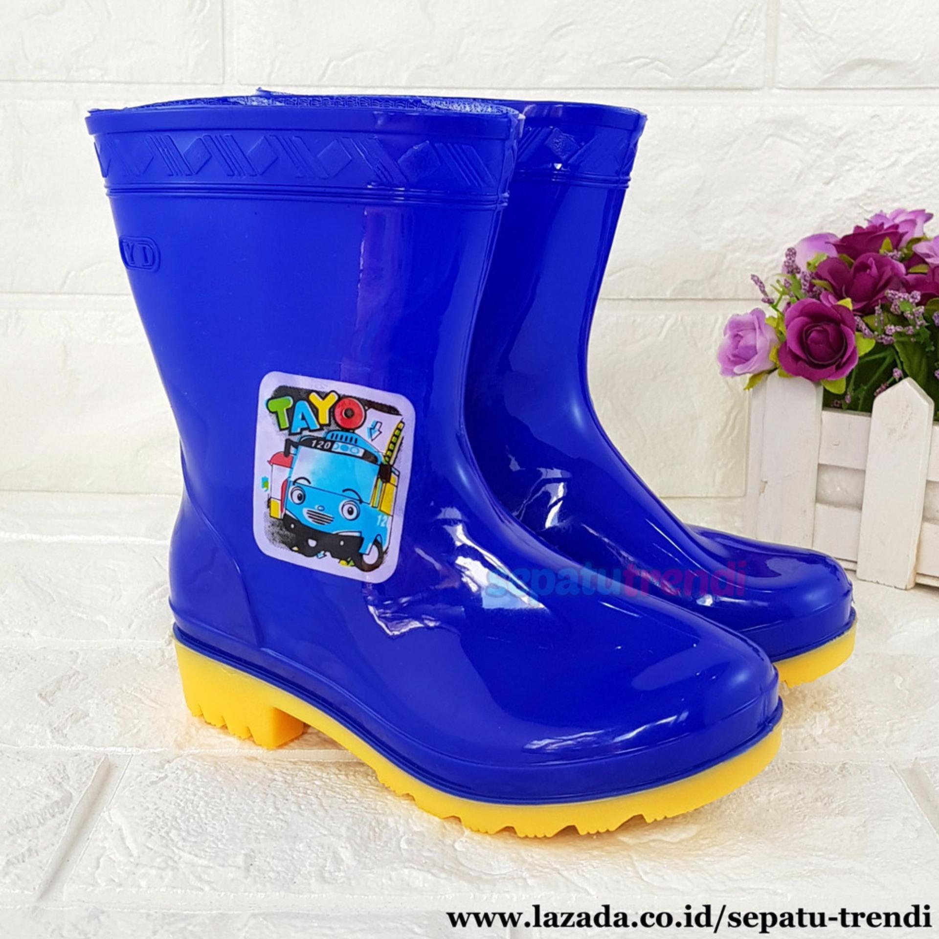 Trendi Sepatu Boot Plastik BOOTAIR / Boot / But / Bot / Boot Hujan / Boot Air