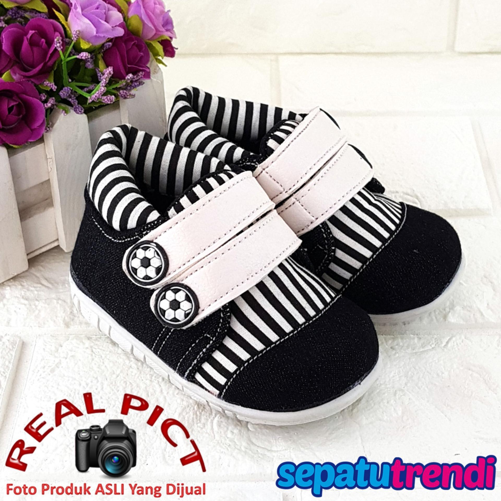 Spesifikasi Trendi Sepatu Low Boot Anak Laki Batita Salur Jvnslr Merk Trendi