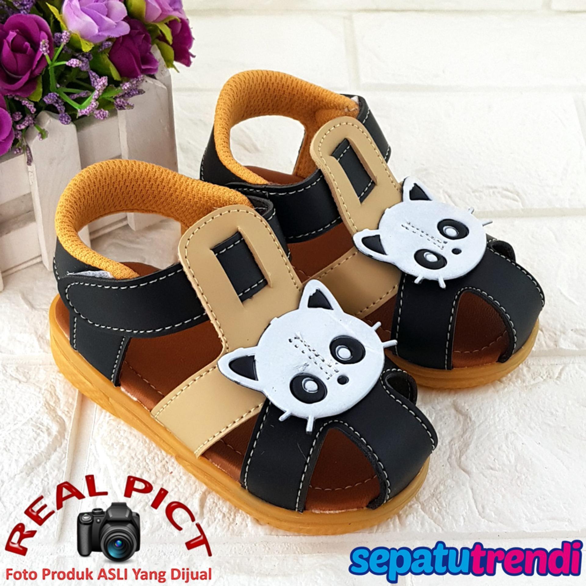 Beli Trendi Sepatu Sandal Anak Laki Laki Batita Bnkcat Trendi Asli