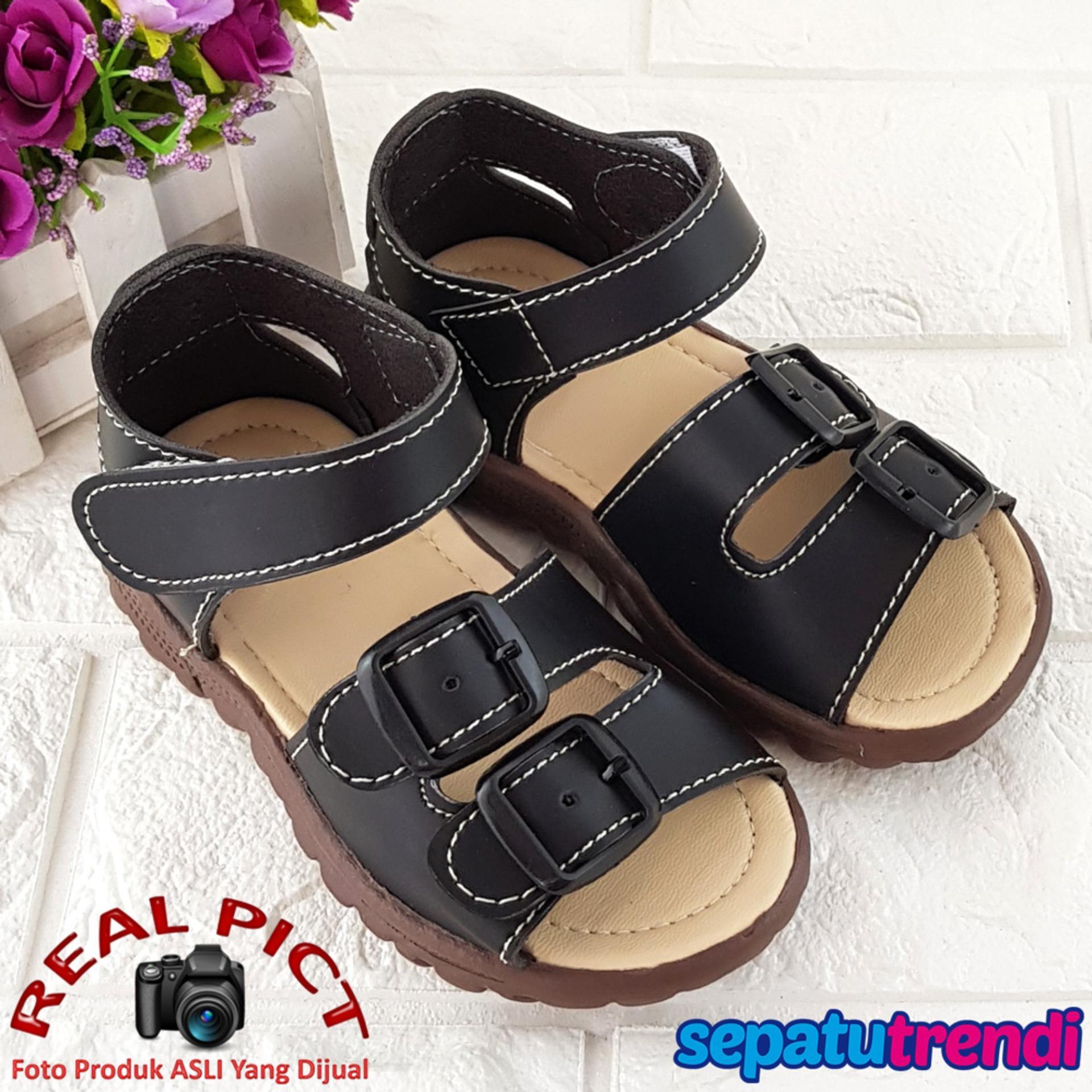 Trendi Sepatu Sandal Anak Laki Laki Batita Gsp2 Trendi Diskon 50
