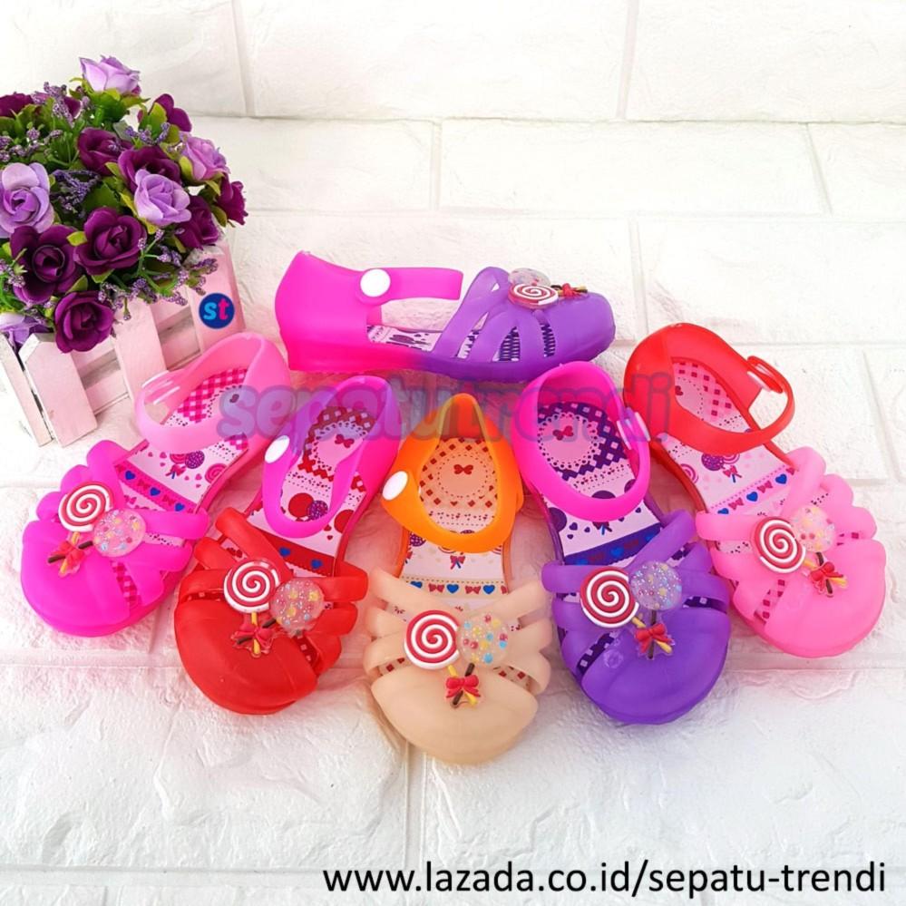 Jual Jelly Shoes Sandal Murah Garansi Dan Berkualitas Id Store Sepatu Anak Warna Pink Rp 35120