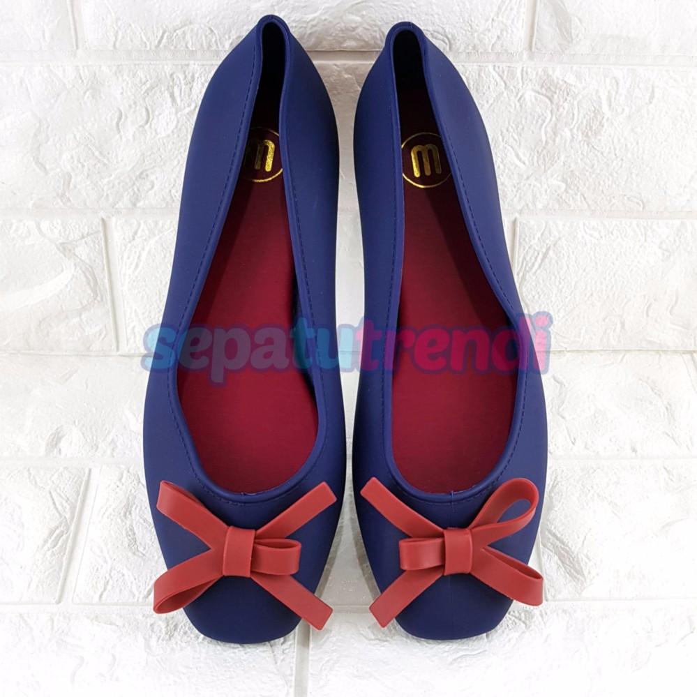 Trendi Sepatu Wanita Flat Shoes Jelly Pita JLPTAX   Sepatu Jelly   Jelly  Shoes   Sepatu 389ab0156b