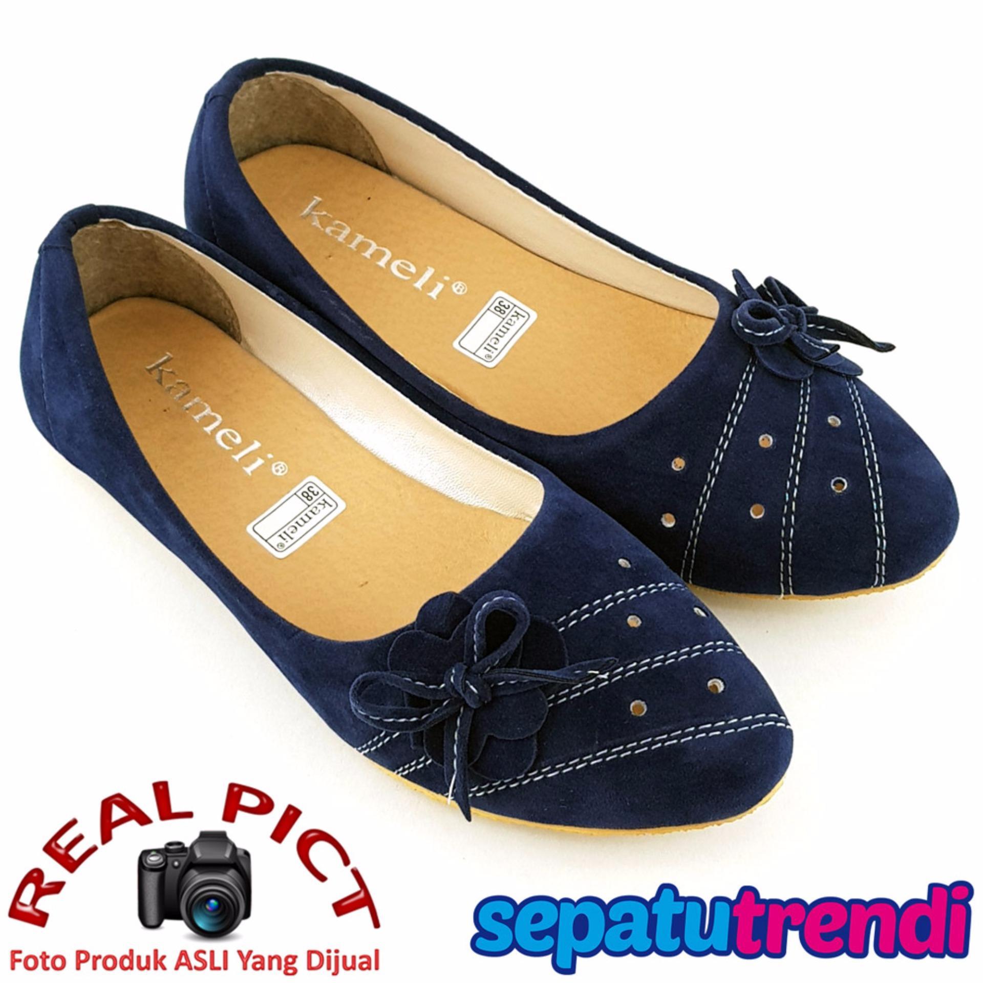 ... Sepatu Wanita Pantofel Sepatu Flatshoes Flat Shoes Lv Birdong Source Rp 36 760 TrendiShoes Sepatu Wanita