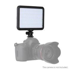 TRIOPO TTV-204 Ultra Tipis Peralatan Fotografi Lampu Video Lampu Panel 3200 K ~ 5500 K Dimmable untuk Canon Nikon Pentax DSLR Kamera Video camcorder Cocok untuk Sony NP-F NP-FM NP-H Seri-Internasional