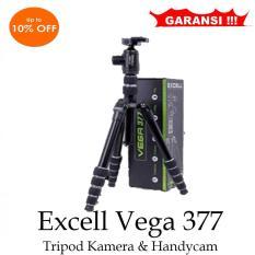 TRIPOD EXCELL VEGA 377 Tripod Kamera & Handycam