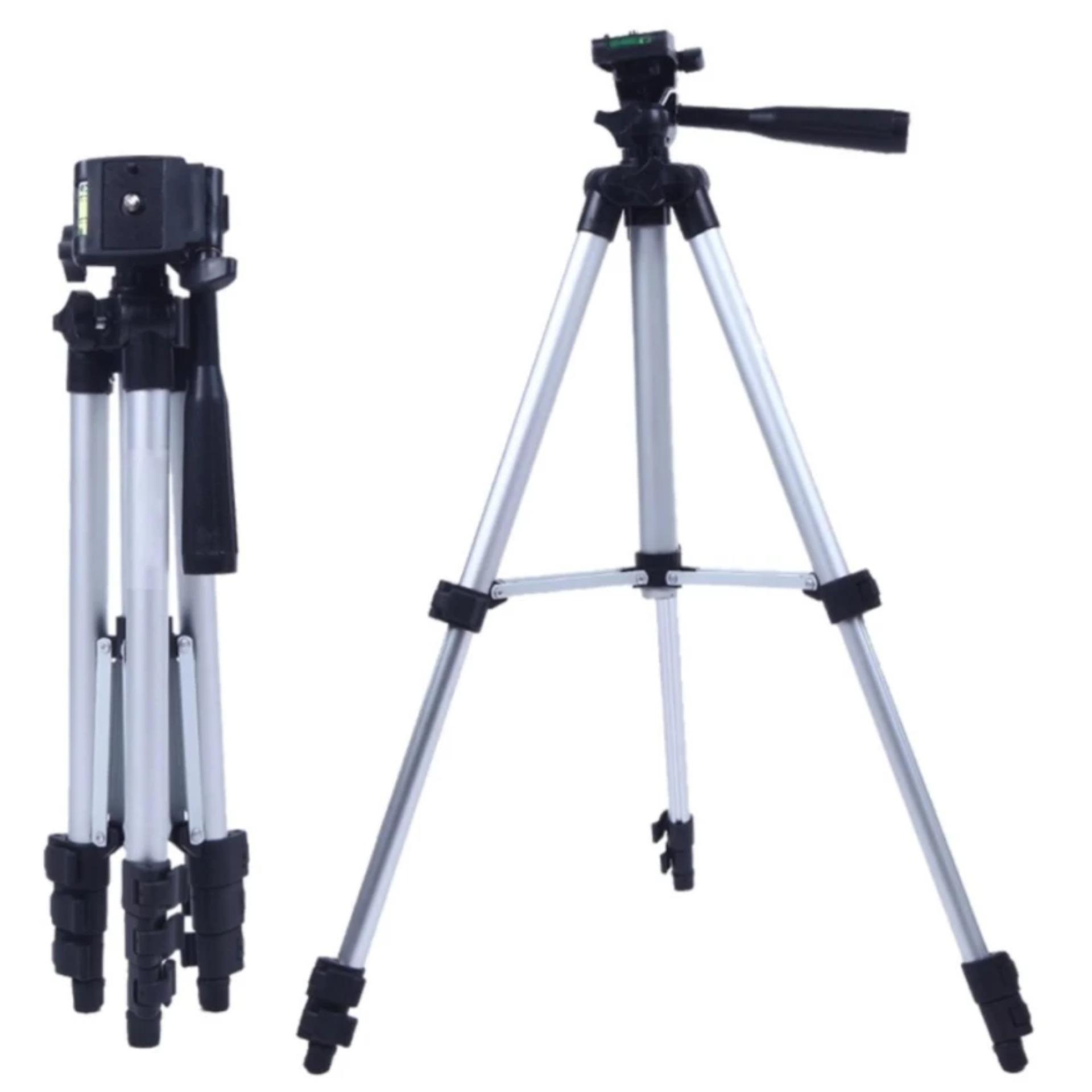 Tripod HP Dan Camera HF - 3110 Silver - Free Holder For Hp