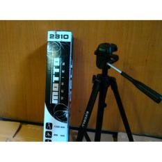 Tripod Kamera DSLR Excell Motto 2810 Hitam Ringan