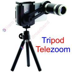 Beli Tripod Lensa Telezoom 8X For Smartphone Cicilan
