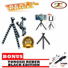 Tripod Mini Gorila FREE Tongsis Black Edition