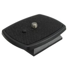 Tripod Rilis Cepat Piring Sekrup Adaptor Mount Kepala untuk DSLR SLR Kamera Digital-Internasional