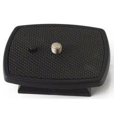 Rilis Cepat Tiga Piring Adaptor Sekrup Penahan Kepala For DSLR SLR Kamera Digital-Internasional
