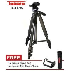Tripod TAKARA ECO 173a Free Holder U for Mobile device