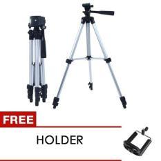 Jual Tripod Tf 3110 Tf3110 Profesionalportable Aluminium Legs 4 Section Weifeng Murah
