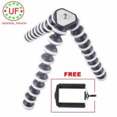 Tripod Universal Gorillapod Mini Fleksibel Multifungsi - Gratis Holder U