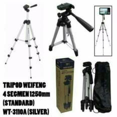 Review Terbaik Tripod Weifeng 1M Stabilezer Camera Dslr Digital Dan Handphone